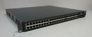 HP A5500-48G-PoE+ EI 48 Port L3 Gigabit Ethernet PoE+ Switch - JG240A