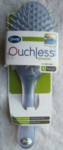 Goody Ouchless Smooth Gentle Comfort Flex Flexible Inner Cushion Hair Brush 2008