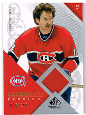 07-08 SP Game Used LEGENDARY FABRICS xx/100 Made! Larry ROBINSON - Canadiens