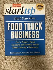 StartUp Ser.: Food Truck Business : Carts, Trailers, Kiosks, Standard and.