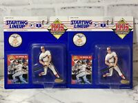 Starting Lineup Lot of 2 Cal Ripken Jr Sealed on Card 1995 Streak Figures SLU