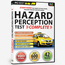 Hazard Perception Test Complete DVD ROM 2020 for Car Bike LGV PCV Adi