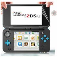 Premium Matte / Anti-Glare Screen Protector Film Cover For Nintendo NEW 3DS XL