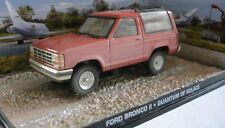 007 JAMES BOND QUANTUM OF SOLACE FORD BRONCO II 1/43 Die-Cast Car*