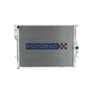 KOYO 48MM RACING RADIATOR FOR 08-13 BMW M3 E90 E92 E93 4.0L V8 MANUAL DCT