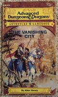 SEQ15 - The Vanishing City - Super Endless Quest Book - Dungeons & Dragons - TSR