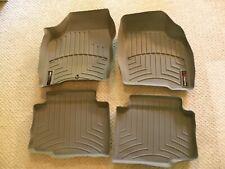 WeatherTech FloorLiner mats  06-11 Impala limited12-16 07 08 Grand Prix Gray