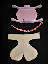 My Little Pony Lullabye Nursery : Baby Pony Diaper Necklace Rocker (1984) MLP G1