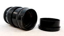 PENTACON BOKEH MONSTER 135mm 2.8 Telephoto Portrait Lens for M42 fit 15 Blades