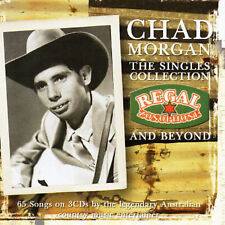 Singles Collection: Regal Zonophone & Beyond by MORGAN,CHAD