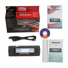 Quicklynks TurboGauge IV Digital Gauge 4 in 1 Vehicle Trip Computer Scan Tool