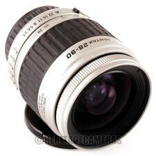 Pentax SMC FA 28-90mm Auto Focus Zoom Lens for AF Digital SLRs, fits K M PK KA M