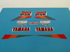 YAMAHA BW200 1987 DECAL GRAPHIC SET(#Y65)