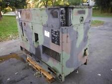 30 Kw Mep 805a Diesel Military Emp Proof Tactical Quiet Generator Preppers