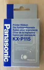 Panasonic KX-P115 Printer Ribbon New in Sealed Box