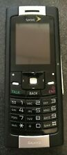 SANYO S1 Tello Black (Tello) Cellular Phone Fast Shipping Excellent Used