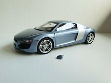 Audi R8 V8 4.2 FSI 1/18 Jetblue bleu Kyosho DEALER Audi