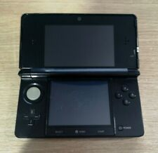 Nintendo 3DS Handheld Console System Black Faulty Spares or Repair