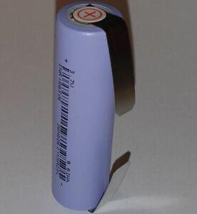 Li-Ion Akku für Bosch IXO / ISIO Premium -Saustarke 2600mAh- für mehr Ausdauer