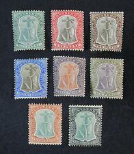CKStamps: GB Montserrat Stamps Collection Scott#22/30 Mint H OG