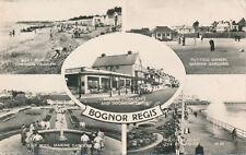 PC45656 Bognor Regis. Multi view. Valentine. RP. 1961