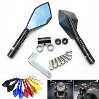 Motorcycle CNC Rearvew Mirrors For Yamaha YZF-R1 R3 R6 R7 R15 R125 FZR600 YZF