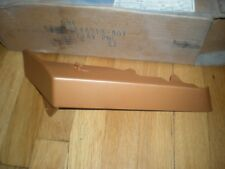NOS 1978 1979 FORD FAIRMONT SPORTY COUPE PACKAGE TRAY TRIM PANEL END