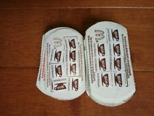 10x McDonald's McCafé Coffee Coupon Cards