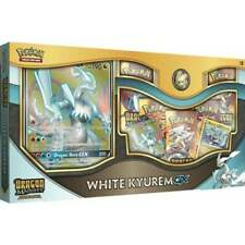 POKEMON DRAGON MAJESTY * Special Collection—White Kyurem-GX