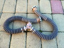 IDA-71 Russian Soviet closed rebreather Breathing hoses