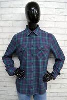 Camicia Donna SISLEY Taglia Size L Shirt Woman Chemise Maglia Regular Fit