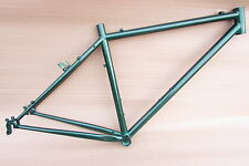 "RSP RALEIGH TOURING FRAME ONLY ALL 4130 CROMOLY D/BUTTED TUBING 28"" WHEELS NEW"