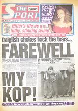 Daily Sport 21 Apr 89 : Yvonne Currie, Charissa Dawkins, Helen Steed,Wendy Gent