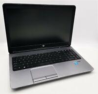 """HP 15.6"""" ProBook 650 G1 Intel Core i5-4310M 2.70GHz 8GB RAM 500GB HDD Win10 PRO"""