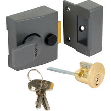 NEW Yale DMG Deadlocking Nightlatch 85 Narrow Each