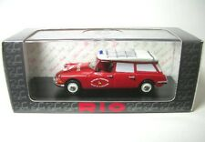 Citroen Id19 Break Ambulanza Pompieri 1962 1 43 Rio4314 Model Diecast MMC
