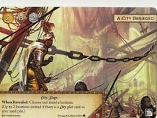 A Game of Thrones Promo Card - A City Besieged