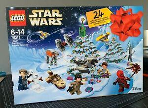 Lego 75213 Star Wars Lego 2018 Advent Calendar - New and Sealed BNIB