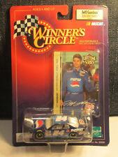NASCAR 1/64 1998 JEFF GORDON PEPSI WINNERS CIRCLE LIFETIME SERIES