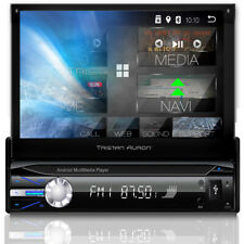 Tristan Auron Android Autoradio mit Navi Navigation Bluetooth DAB+ 1 DIN