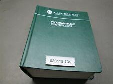 Huge Allen Bradley 1771 thru 1785 Programmable Controllers Product Data Manual