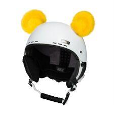 Bären Ohren für Skihelm Bärenohren Helmet Ears Helm Bär Teddybär Ears Ski Kinder