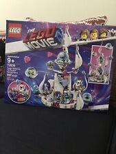 LEGO The Movie 2 70838 Queen watevra la soi-pas-Evil Space Palace Set *** Nouveau ***