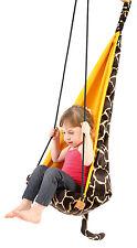 Amazonas Hang Mini Giraffe. Hanging swing chair for 3-8 year olds.