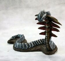 Iron Cobra Reaper Miniatures Dark Heaven Legends Snake Monster Construct Golem