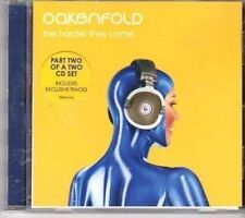 (CY624) Oakenfold, The Harder They Come - 2002 CD