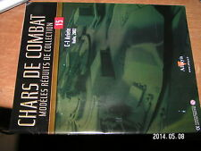 Fascicule Chars de Combat n°15 C-1 Ariete Italie 2002 / Production en masse