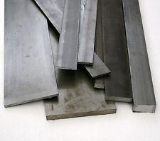 Bright Mild Steel Flat Bar 100mm x 5mm x 250mm  EN3B