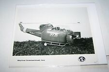 #1871 PHOTO NEGATIVE - 1960s TOYS - SKYLINE - TOY HELICOPTER