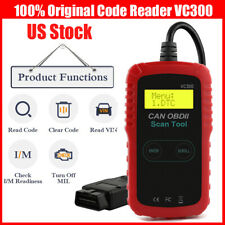 OBD2 Check Engine  VC300 Auto Fault Code Reader Car Diagnostic Tool I/M EVAP O2